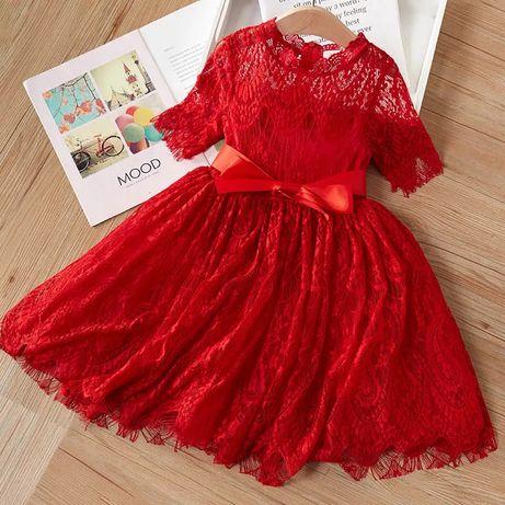 Платье для принцесси 7-8 лет