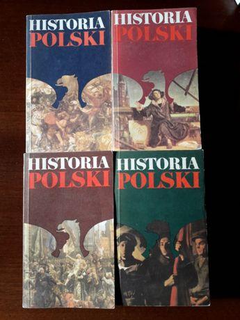 Historia Polski od 1505 do 1948