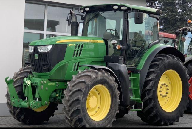 John Deere 6190R  2012rok Power Quad Plus 190KM Pneumatyka 7430,7530