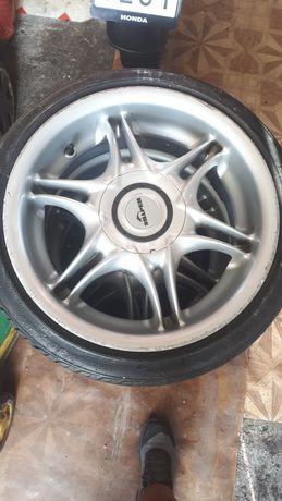 Felgi aluminiowe 4x108,4x114,3 SHAPER 205/40Z/17. ET35