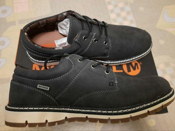 Новые! Демисезонные ботинки MERRELL 43 р.