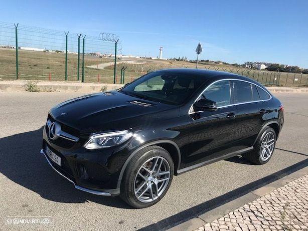 Mercedes-Benz GLE 350 Coupé d 4Matic