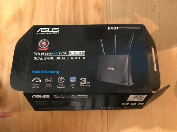 Sprzedam router ASUS RT-AC1750U, nigdy nie używany z gwarancją!