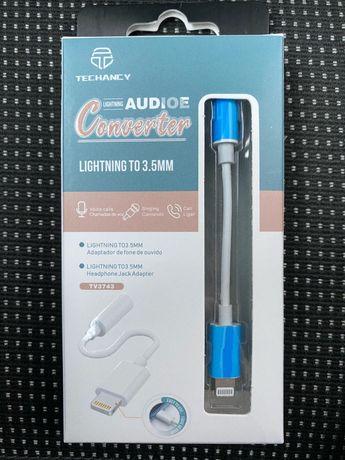 Adaptador Headphone Lightning