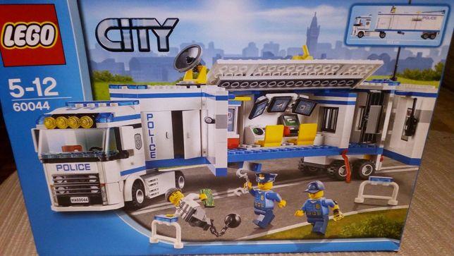 LEGO 60044 de 2014: Unidade móvel da Polícia - Artigo Novo e Selado