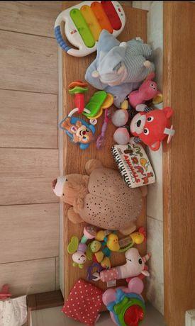 Zabawki dla dzidzi zestaw