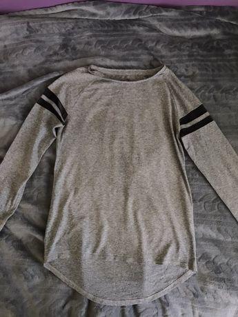 szara bluzka dziecięca