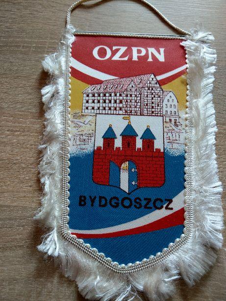 Proporczyk OZPN Bydgoszcz (Kolekcja z PRL)