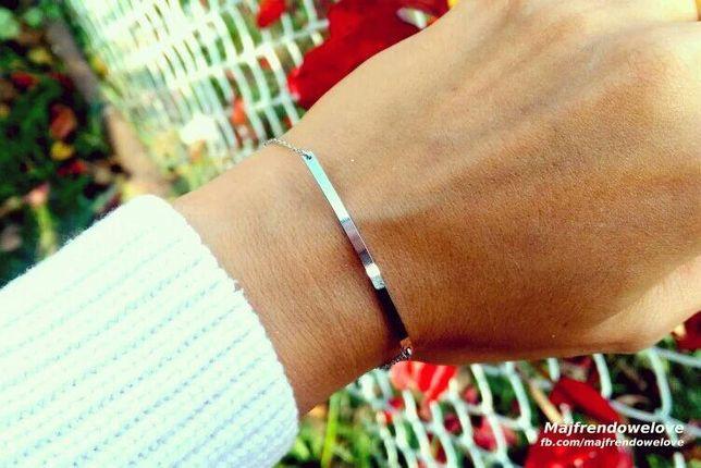 Нежный стильный женский браслет минимализм разные варианты