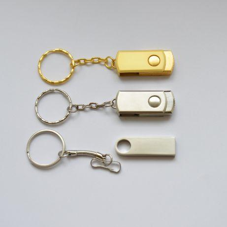 Флешка 64 Гб (USB 3.0). Реальный Объем! Золотая, серебряная 64GB 60