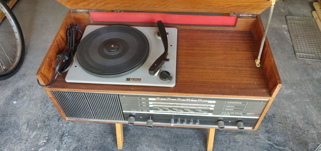 Radio gramofon Harfa Unitra