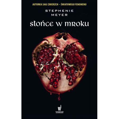 Książka księżyc w mroku