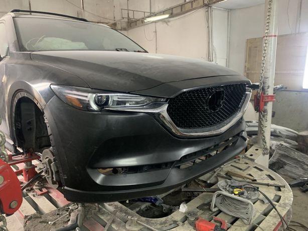 Запчасти Mazda CX5 2017-2020