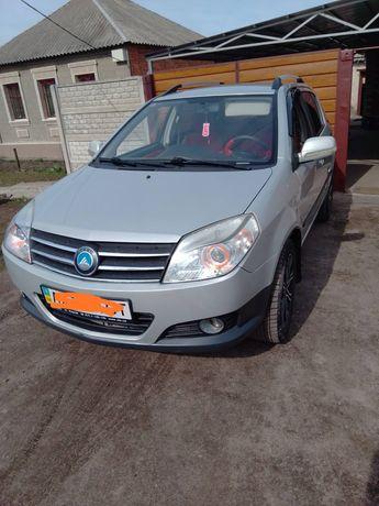 Продам свою машину!!! Geely MK Cross 2013 года!!!