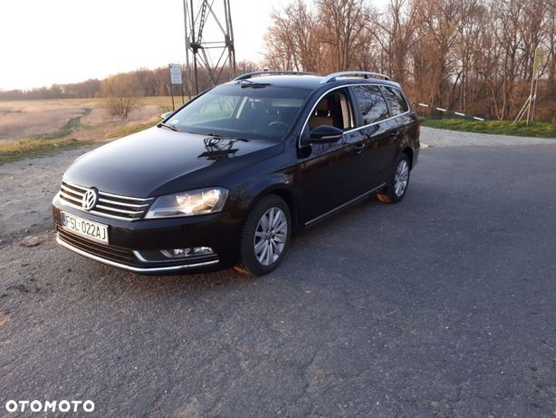 Volkswagen Passat Vw Passat 2.0 Tdi 2013rok