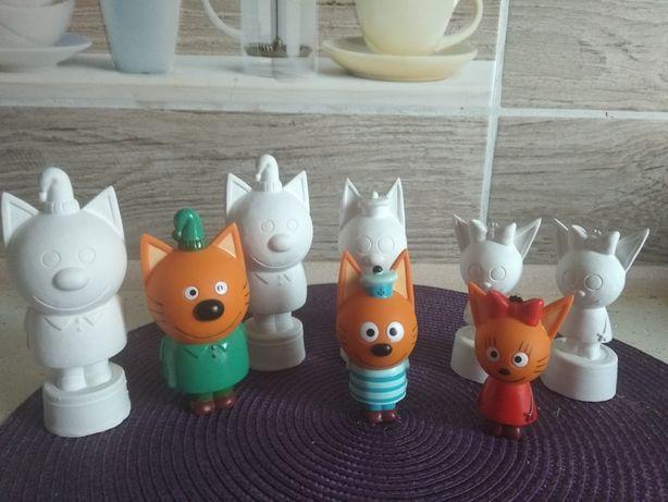 Гипсовые фигурки Изделия из гипса.3Д разукрашки.Подарки.Мультяшные гер