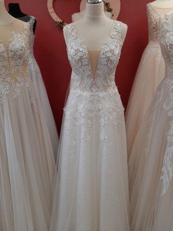 Suknia ślubna w promocyjnej cenie