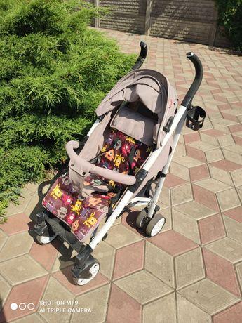 Продам детскую прогулочную коляску фирмы Carrello Allegro 2 в 1