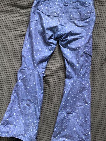 Spodnie narciarskie, snowboardowe Burton S