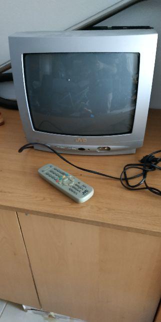 televisor jvc com comando