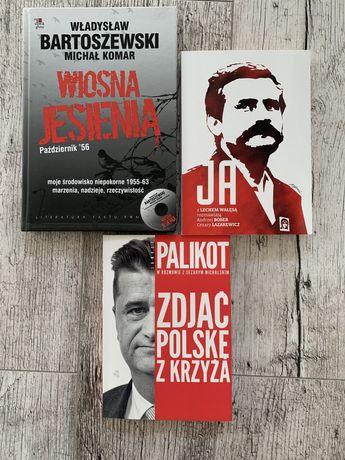 Bartoszewski Wałęsa Palikot