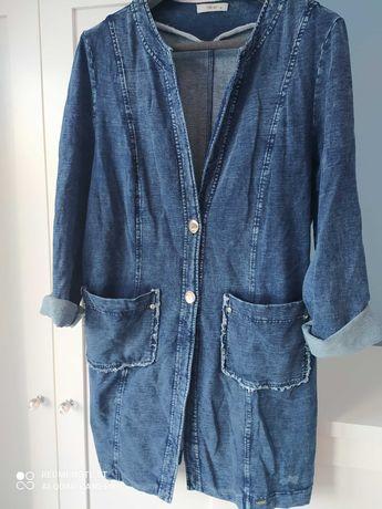 Bluza jeansowa 60roz.