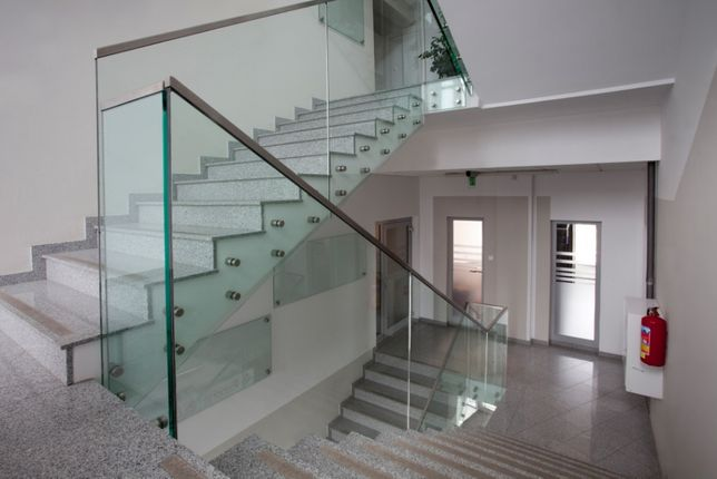 Stopień granitowy G603 New Bianco Cristal polerowany 150x33x2 cm