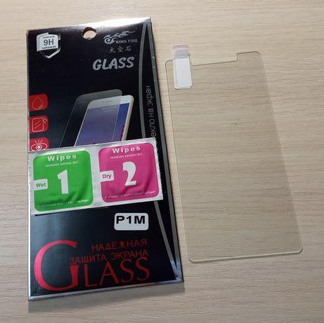 Защитное стекло Lenovo P1m, P1MA40 (Упаковка + салфетки)