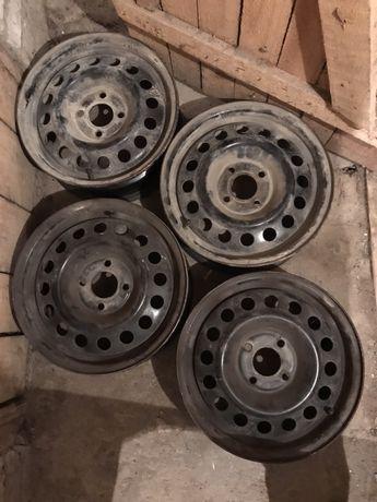 Диски металеві R 14,15