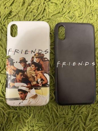 Etui case iphone XR z serialu Friends Przyjaciele jak Nowe