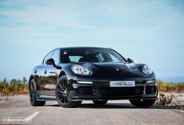 Porsche Panamera Outro
