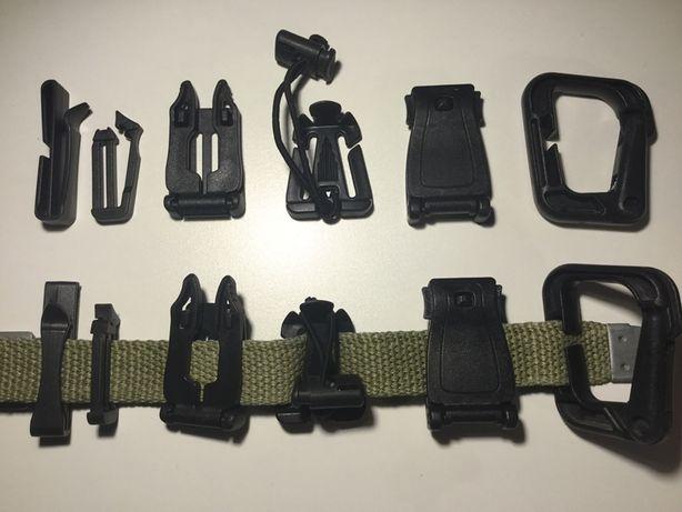 MOLLE klips, adapter, mocowanie, łącznik, grimlock