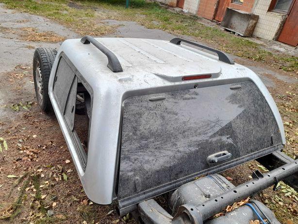 Кунг на Vollkswagen Amarok