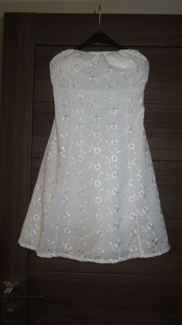 Нарядное платье-бюстье на девочку 12-14 лет, Италия