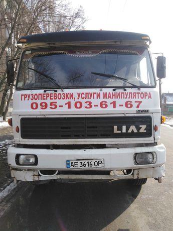 ЛИАЗ ТУРБО С Манипулятором
