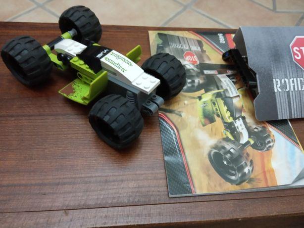 Lego Racers - Vários Sets (4 sets diferentes, veja descrição)