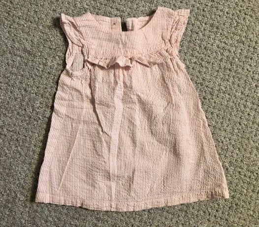 Sukienka 68 cm firmy h&m