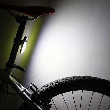 Вело фара мигалка стоп-задний велосипедный аккумуляторный фонарь LED