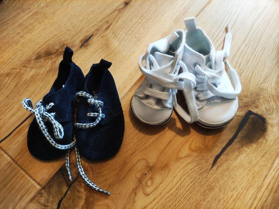 Buciki niemowlęce pierwsze buciki rozm. 16 niechodki Tarnowo Podgórne - image 1