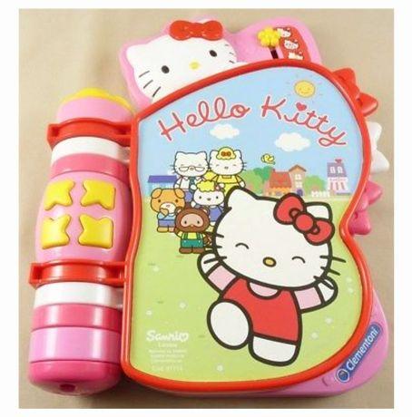 Музыкальная книжечка Hello Kitty