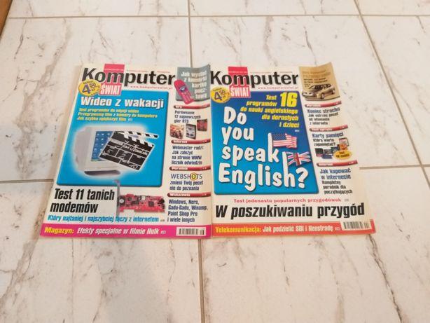 Magazyny komputer 2003