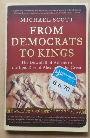 from democrats to kings, michael scott