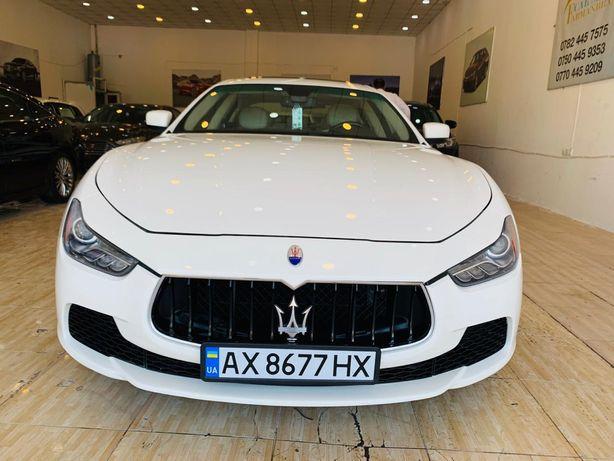 Продается Maserati Ghibli 2015