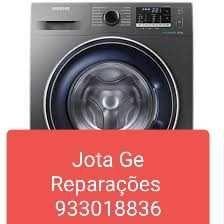 Reparações  Máquina de lavar Roupas e Secar