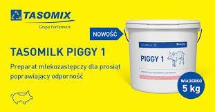 Preparat Mlekozastępczy dla prosiąt PIGGY 1