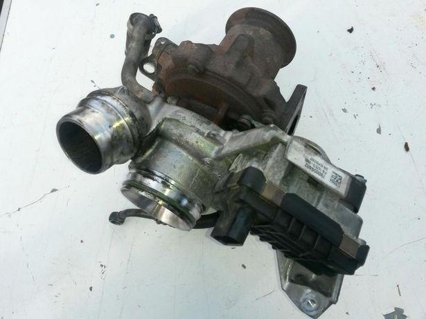 Peças motor 520d 2008