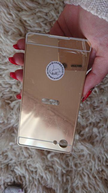 Złoty case do Sony Xperia Z5 compact