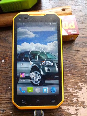 Два мобільні телефони мобильный Land Rover S6 Ланд Ровер с6 IP 68