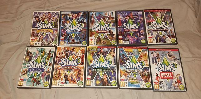 Dodatki do The Sims 3