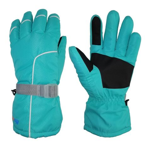 Перчатки лыжные на флисе